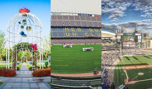 outdoor venue, outside venues, 360 virtual tour, google business view