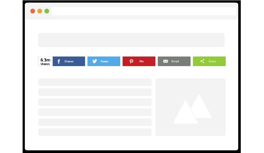 social media share, web design, web design services